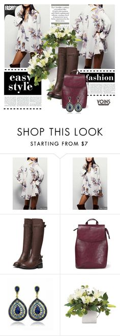 """""""Yoins 37"""" by melodibrown ❤ liked on Polyvore"""