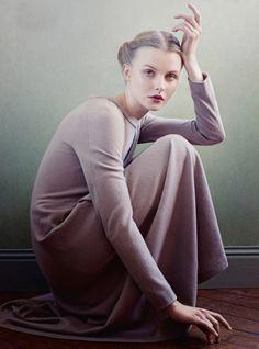 moldavia:    Kamila Filipcikova in Rodeo Magazine F/W 2011 by Julia Hetta