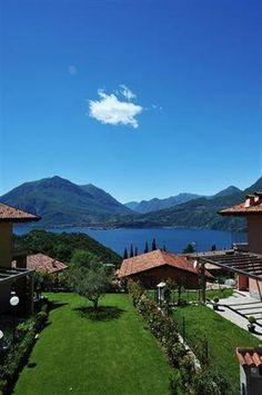 What a view! Varenna, Lake Como, Italy.