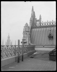 100 Historic Photos of the Century-Old Woolworth Building - Curbed NY