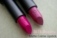BITE Beauty Pastille Matte Crème Lipstick