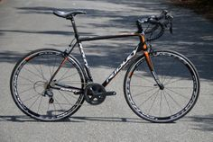 The Ridley Helium is a stiff, fast and lightweight bike designed for climbing