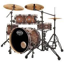 instrumento musical bateria