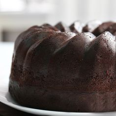Quatre-Quarts au Chocolat de Juliette (Chocolate Pound Cake)