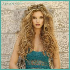 Aquage hair products make your hair look full and voumized its amazing