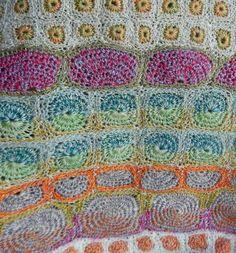 """""""Tangerine Dream"""" Sophie Digard crochet"""
