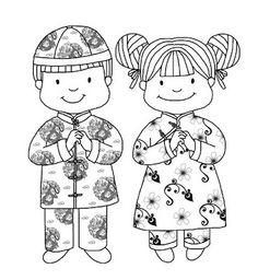 RECURSOS DE EDUCACION INFANTIL: MARIONETAS CHINAS