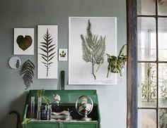 Fraaie fotowand: 10 ideeën - Eigen Huis en Tuin
