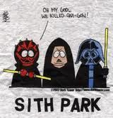 star wars - south park