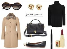 First Ladies in Style - Jackie O. (although her style was different as First Lady Jackie Kennedy) | Rue
