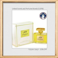 Today Only! 20% OFF this item.  Follow us on Pinterest to be the first to see our exciting Daily Deals. Today's Product: Jean Patou Joy 75ml/2.5oz Eau De Parfum Spray EDP Perfume Fragrance for Women Buy now: https://small.bz/AAamekw #fashion #perfume #smellgood #picoftheday #instacool #onlineshopping #instashop #loveit #instafollow #shop #shopping #love #OTstores #smallbiz #instagood #musthave #photooftheday #sale #dailydeal #dealoftheday #todayonly #instadaily