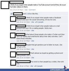 hahahhahaha WAAUW stupidity just hit another level!