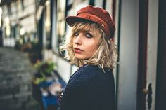 Vanessa ♡ - Sterkowski Orange Cap - Hello november | LOOKBOOK