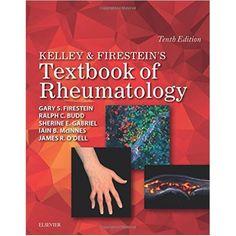 """Kelley and Firestein's textbook of rheumatology : 10th edition""/ [edited by] Gary S. Firestein ... [et al.] Philadelphia, PA : Elsevier, ©2017. Matèries : Reumatologia; Reumatisme. #nabibbell"