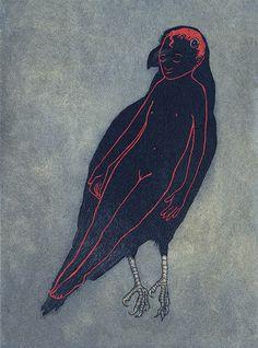 nevver:  Raven