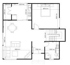 case pe structura usoara Light frame house plans 2