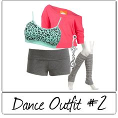 """Dance Outfit #2"" by forever-fateful on Polyvore*"