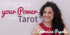 """""""Suddenly I can't hear my guides, I have no idea what my real feelings are and as for clarity… well that went out the window when I start freaking out about what Tarot would show me. It's at these times when I most want the guidance, that I have the most difficulty tuning into it.""""  Read more from Domenica!"""