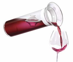 Find holiday gifts for everyone on your shopping list, like this Savino wine preservation system.