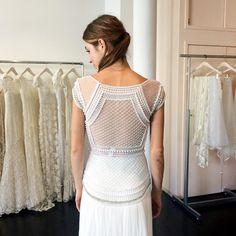 New York Bridal Fashion Week Show 2016 new collection wedding dress designer bridal gown catwalk runway