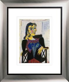 Picasso's Dora Maar on VandM!