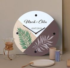 Wedding wall clock Wedding Gift for Couple, Anniversary Gift for Friends, Anniversary Gift for Coupl#anniversary #clock #coupl #couple #friends #gift #wall #wedding Anniversary Gift For Friends, Anniversary Gifts For Couples, Wedding Gifts For Couples, Anniversary Clock, Anniversary Ideas, Best Friend Gifts, Gifts For Friends, Gifts For Mom, Men Gifts