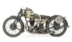 1927 Triumph Works & 1936 Vincent HRD - Bonhams