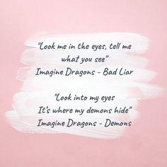 39 Best Imagine Dragons Lyrics images in 2015 | Bands
