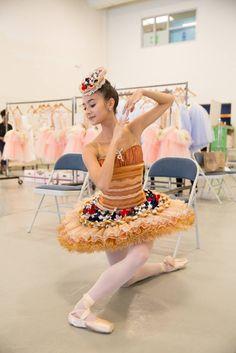 Miami City Ballet dancer Mayumi Enokibara. Photo © Alexander Iziliaev.
