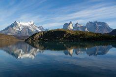 Torres Del Paine - Repùblica De Chile - Parque Nacional By Rita Willaert