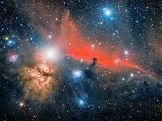 The Horsehead Nebula, La Jonquera, Spain
