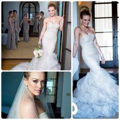 Hilary Duff Wedding