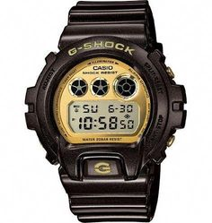 c208c50dfe02 G-Shock Men s DW6900BR-5 Digital Watch