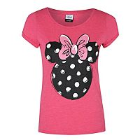 Minnie Bow T-shirt | Women | George at ASDA £7