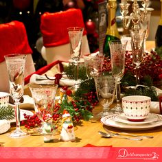 Celebra tu navidad con #Delibanquetes
