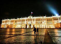 Hermitage - St. Petersburg, Russia