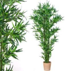 Tuin Műnövény - Bambusz 190 cm Tanzanite Stone, Minion, Bonsai, San Diego, Garden, Plants, Google, Faux Bamboo, Artificial Hedges