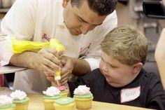 Cupcake de baunilha do Buddy Valastro (Cake Boss) • Cupcakes, bolinhos e outras delícias