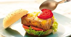 Make your meatloaf merry! Add pineapple chunks to this simple meatloaf recipe. Easy Meatloaf, Meatloaf Recipes, Del Monte Recipes, Meat Loaf Recipe Easy, Sausage Casserole, Ground Meat, Pork Dishes, Filipino Recipes, Kitchens