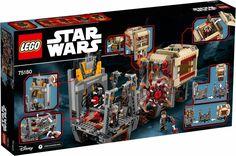 LEGO Star Wars - Rathar Escape (75180) au meilleur prix sur idealo.fr