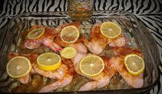 Медени #крилца с лимони - Рецепта. Как да приготвим Медени крилца с лимони. Смесват се всички посочени <a href=...