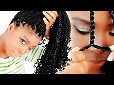 How To: Senegalese Twists FOR BEGINNERS! (Step By Step) [Video] - Black Hair Information