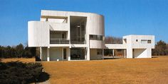 Richard Meier, Saltzman House, 1967-1969