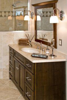 Top 22 Bathroom Vanity Countertops Ideas | Countertopsnews