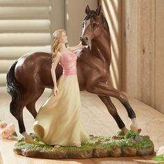Bay Beauty Horse Figurine By Lenox
