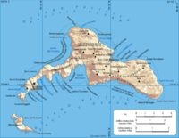 #Robinson #Crusoe Island. The island was home to the marooned sailor Alexander Selkirk from 1704 to 1709, and is thought to have inspired novelist Daniel Defoe's fictional Robinson Crusoe in his 1719 novel about the character
