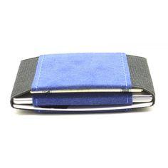Aura Wallet & Card Holder 'Ultramarine S'