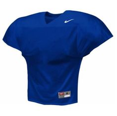 Nike Mens Core Practice 3XL Blue Mesh Football Jersey Shirt 659180-493 #Nike #Jerseys