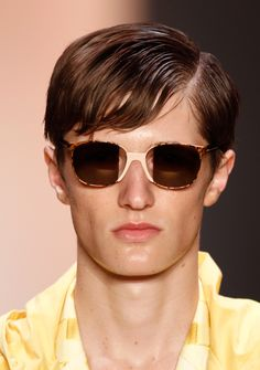 Sharing the newest styles and colors of eyeglasses and sunglasses from around the world. Andy Wolf, Mercedes Benz, Eyewear Trends, Spring Summer 2015, Eyeglasses, The Outsiders, Menswear, Berlin Fashion, Shades