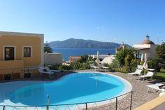 Hotel Arcangelo in Salina Island, Sicily